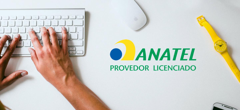 Rede Costa - Anatel Provedor Licenciado